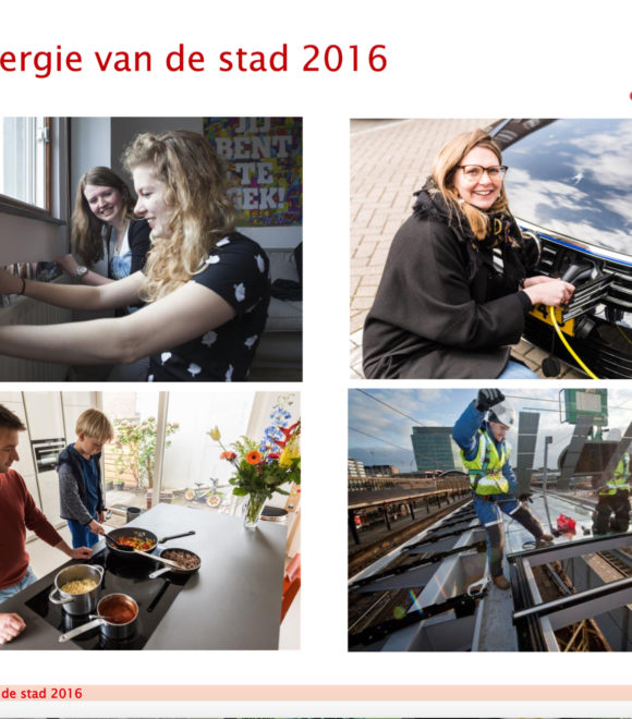 Voortgangsrapportage Utrechtse Energie 2016