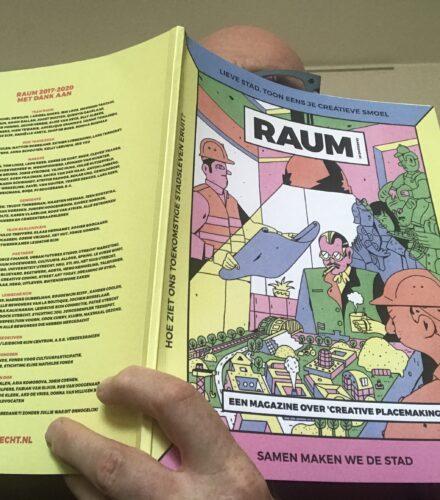 Magazine RAUM